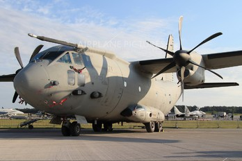 MM62215 - Italy - Air Force Alenia Aermacchi C-27A Spartan