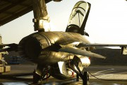 989 - Israel - Defence Force General Dynamics F-16B Netz aircraft