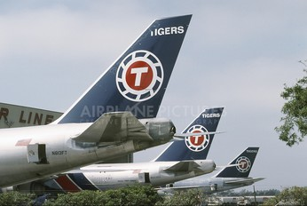 N813FT - Flying Tigers Boeing 747-200F