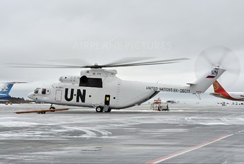 RA-06011 - United Nations Mil Mi-26