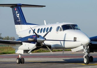 HB-GPS - Private Beechcraft 200 King Air