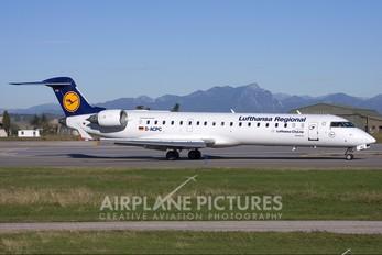 D-ACPC - Lufthansa Regional - CityLine Canadair CL-600 CRJ-700