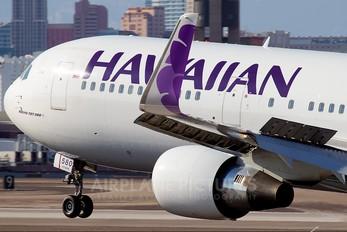 N580HA - Hawaiian Airlines Boeing 767-300ER