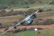- - Royal Air Force Lockheed Hercules C.5 aircraft