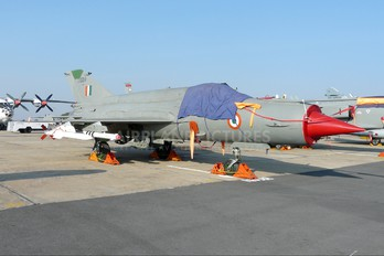 CU2219 - India - Air Force Mikoyan-Gurevich MiG-21bisUPG Bison