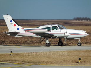 YU-BLM - JAT Airways Cessna 310
