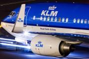 PH-BGI - KLM Boeing 737-700 aircraft