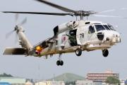8278 - Japan - Maritime Self-Defense Force Mitsubishi SH-60K aircraft