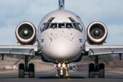 SE-DMB - SAS - Scandinavian Airlines McDonnell Douglas MD-81 aircraft