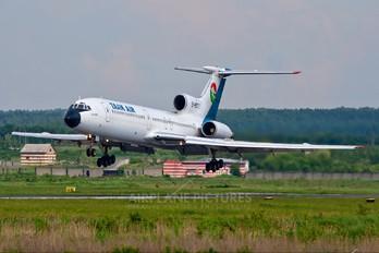 EY-85717 - Tajik Air Tupolev Tu-154M