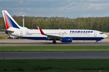 EI-EEA - Transaero Airlines Boeing 737-800