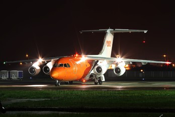 EC-HDH - TNT British Aerospace BAe 146-200/Avro RJ85-QC