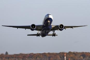 G-VIIU - British Airways Boeing 777-200