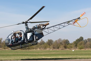 I-PCET - Private Sud Aviation SA-313 / 318 Alouette II (all models)