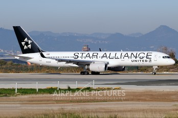 N14120 - United Airlines Boeing 757-200