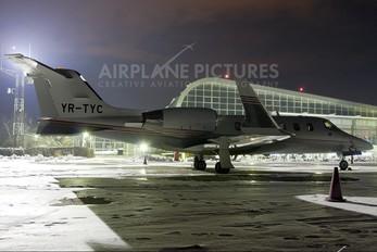 YR-TYC - Alfa Air Services Learjet 31