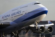 B-18203 - China Airlines Boeing 747-400 aircraft