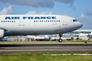 F-GLZS - Air France Airbus A340-300 aircraft