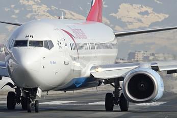 OE-LNR - Austrian Airlines/Arrows/Tyrolean Boeing 737-800
