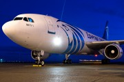 SU-GAY - Egyptair Cargo Airbus A300 aircraft