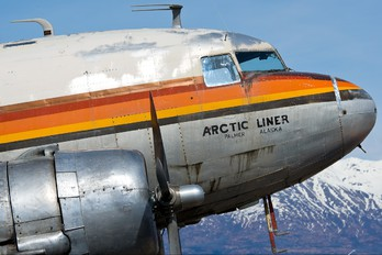 N777YA - Bush Air Cargo Douglas DC-3