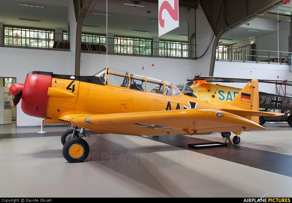 Germany - Air Force AA-615 aircraft at Berlin - Gatow