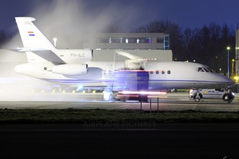 PH-ILC - Private Dassault Falcon 900 series