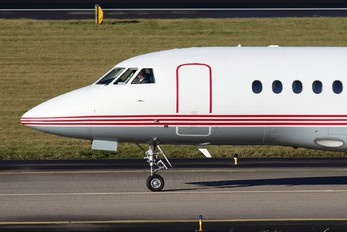OO-ACT - Flying Service - FYG Dassault Falcon 900 series