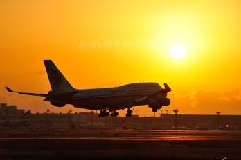 B-2456 - Air China Cargo Boeing 747-400BCF, SF, BDSF