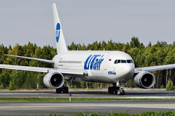 VP-BAG - UTair Boeing 767-200ER
