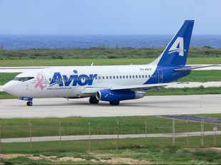 YV491T - Avior Airlines Boeing 737-200