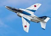 46-5728 - Japan - ASDF: Blue Impulse Kawasaki T-4 aircraft