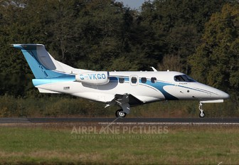 G-VKGO - Private Embraer EMB-500 Phenom 100