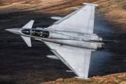 ZJ812 - Royal Air Force Eurofighter Typhoon T.1 aircraft