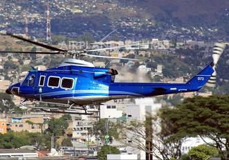 973 - Honduras - Air Force Bell 412SP