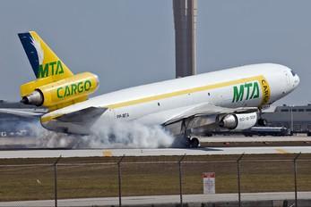 PP-MTA - MTA Cargo McDonnell Douglas DC-10F