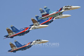 62 - Russia - Air Force Sukhoi Su-27UB