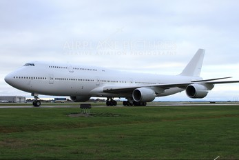 A4O-HMS - Oman - Royal Flight Boeing 747-8