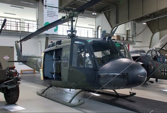 71+42 - Germany - Air Force Bell UH-1D Iroquois