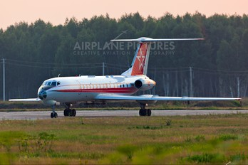 15 - Russia - Air Force Tupolev Tu-134