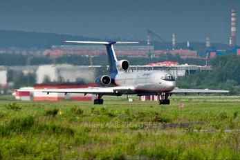 RA-85627 - Aeroflot Tupolev Tu-154