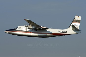 D-IABC - Air Tempelhof Aero Commander 680V Turbo Commander