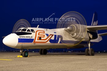 SP-FDT - Exin Antonov An-26 (all models)