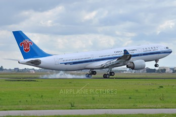 B-6516 - China Southern Airlines Airbus A330-200