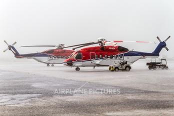 PR-BGN - BHS Táxi Aéreo Sikorsky S-92