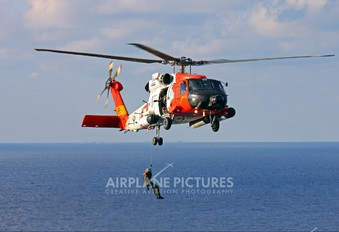 6022 - USA - Coast Guard Sikorsky HH-60J Jayhawk