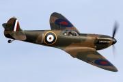 G-MKIA - Mark One Partners Supermarine Spitfire Ia aircraft