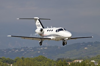 M-OUSE - Private Cessna 510 Citation Mustang