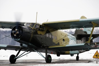 0852 - Poland - Air Force Antonov An-2