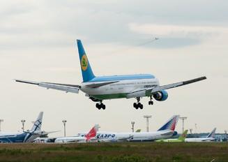 VP-BUF - Uzbekistan Airways Boeing 767-300ER